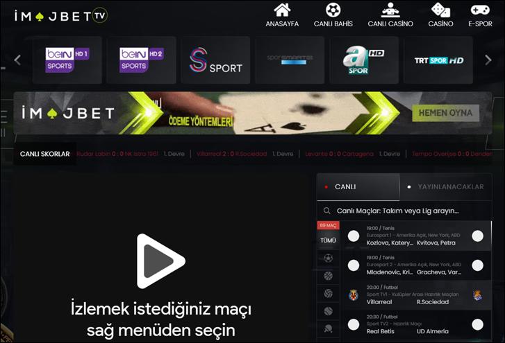 imajbet tv